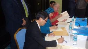 ماء البصرة توقيع عقد