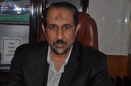 جبار الساعدي رئيس اللجنة الامنية