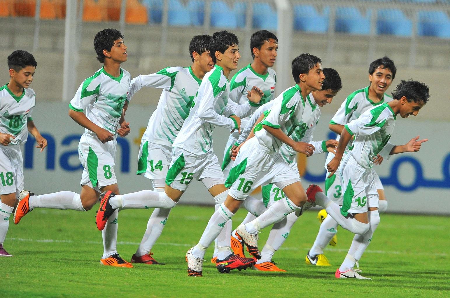 منتخب-الأشبال-العراقي