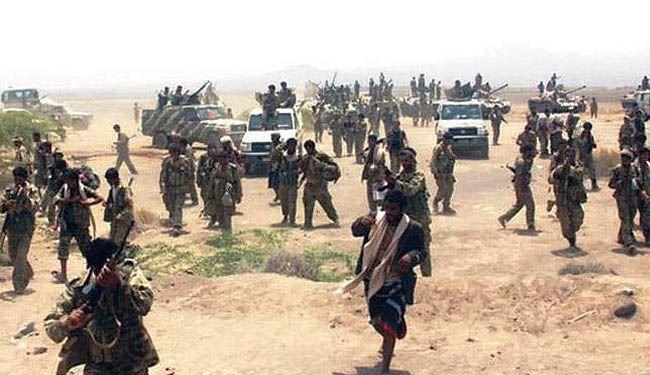 الحوثيون يطردون الارهابيين والتكفيريين من معاقلهم