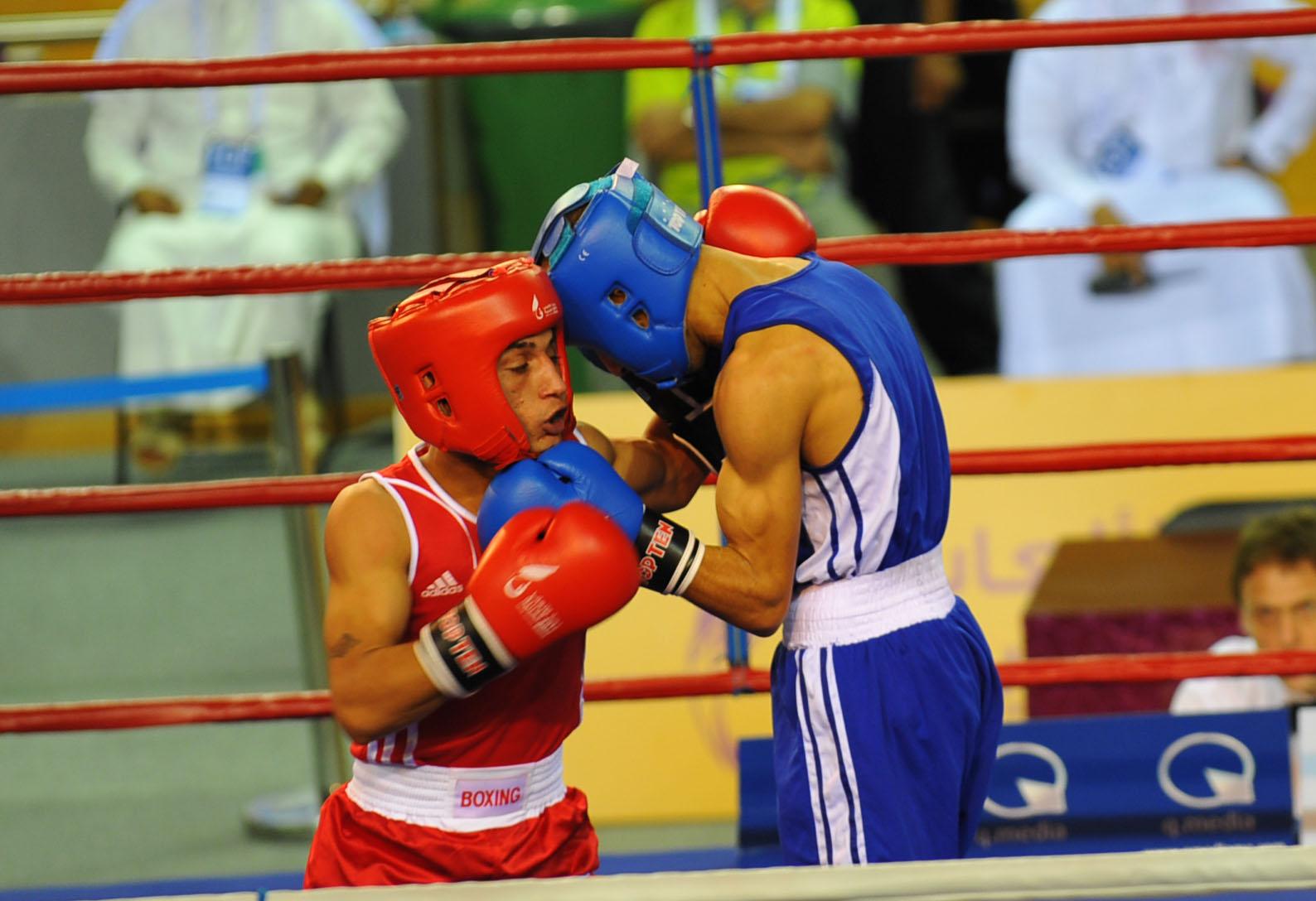 ملاكمة عراقية