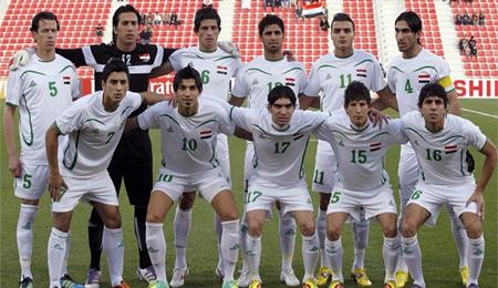 منتخب-العراق-الاولمبي