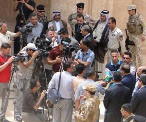 تهديد الصحفيين في ديالة