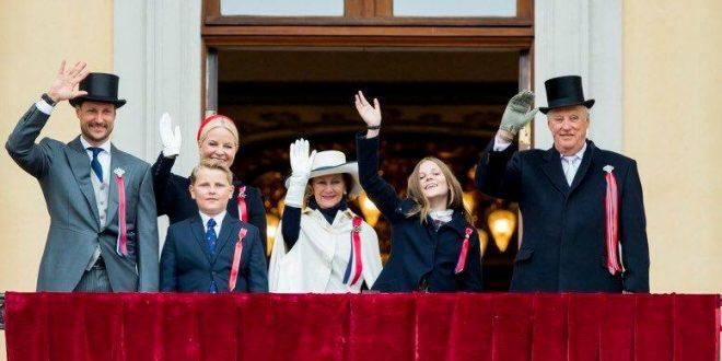 طَعم الحرية مذاقه مميز في عيد الاستقلال بالنرويج
