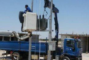 توزيع كهرباء شمال البصرة إحباط عملية تخريب وسرقة كهرباء على شبكة الضغط العالي