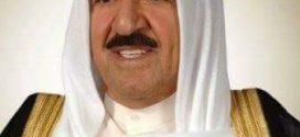 أمير دولة الكويت يهنئ العراق حكومة وشعبا بالنصر المحقق على داعش بالموصل