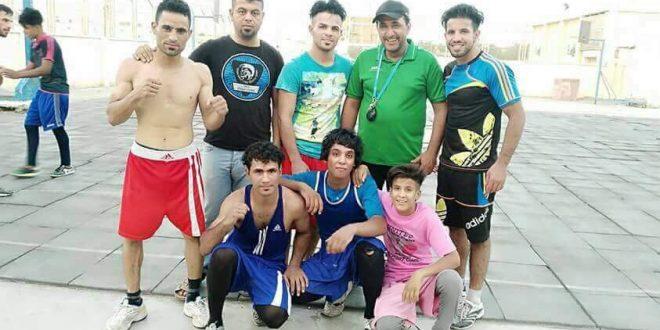 نادي دجلة يؤكد استعداد فريقه بالملاكمة للمشاركة في بطولة دمشق الدولية