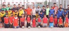 كرة يد ميسان للمواهب تحقق بطولة النصر بعد تغلبها على بغداد