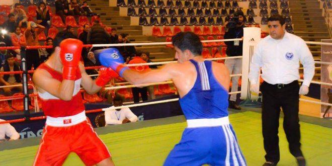 دجلة الرياضي يحتل المركز الاول في بطولة دمشق الدولية للملاكمة ويحصد الذهب