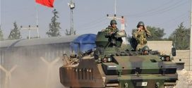 عاجل .. عاجل الجيش التركي يقتحم معبر ابراهيم الخليل وطرد موظفي الاكراد