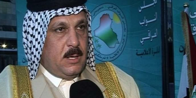 """نائب يطالب الادعاء العام برفع دعوى ضد بارزاني لتنفيذه """"مشروعاً إسرائيلياً"""""""