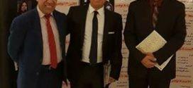 دكتور ناصر هاشم يشارك  في مؤتمر دار الاوبرا السادس والعشرينفي مصر