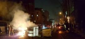 تصاعد وتيرة التظاهرات في إيران وأنباء عن سقوط قتلى