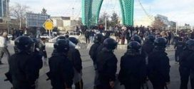 ارتفاع حصيلة قتلى الاحتجاجات في ايران الى 10 اشخاص