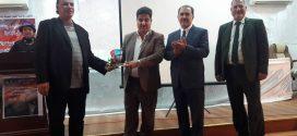 انطلاق فعاليات مهرجان السينما والتلفزيون في البصرة بمشاركة 12 محافظة