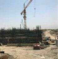 محافظة البصرة وصول وزيرة الاعمار والاسكان والبلديات والاشغال العامة