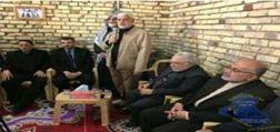 في البصرة ابو مهدي المهندس يقدم تعازيه لذوي شهداء السعدونية