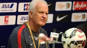 مدرب المنتخب السوري الألماني ستانج :أنا سعيد بتواجدي في البصرة شاهدنا حفاوه وترحيب عالي