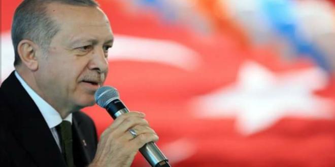 أردوغان يعلن بدء عملية عسكرية في سنجار