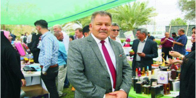 شركة الموانئ العراقية تقيم مهرجان التسوق الخيري الكبير