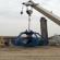 تصنيع رافعات نهرية بحمولة 60 طناً لاول مرة في العراق