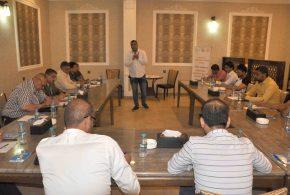 مؤسسة مسارات للتنمية الثقافية والإعلاميةتنظم ورشة تدريبية حول خطابات الكراهية في البصرة
