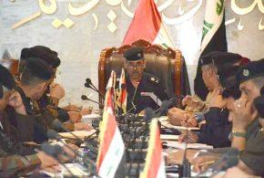 قيادة شرطة كربلاء تضع خطة امنية موسعه بمناسبة عيد الفطر المبارك