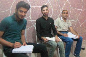 بالتعاون مع مؤسسة الأضواء الاعلامية المستقلة بيت الصحافة يطلق الدورة الصحفية التأهيلية الـ (115)