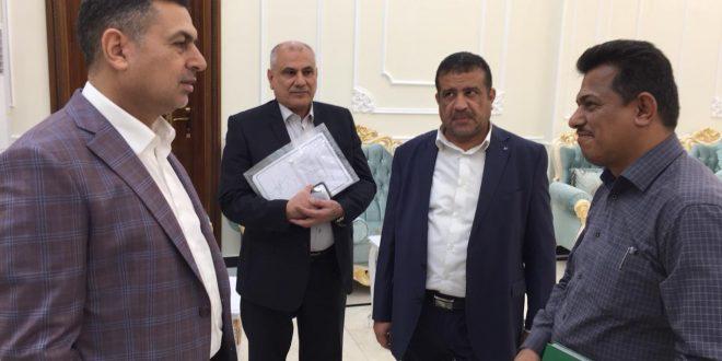 حكومة البصرة تستعد للتوجه الى ايران لمناقشة واقع الماء والكهرباء