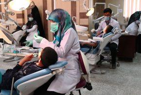 جامعة كربلاء تقيم ورشة عمل عن الخلايا الجذعية في طب الاسنان