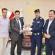 الاتحاد العراقي المركزي لكرة القدم يكرم قائد شرطة كربلاء المقدسة