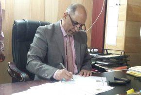 """رضا السيلاوي"""" يتابع ميدانيا اكمال مشروع الربط من محطة الحر الثانوية الى حي المجتبى"""
