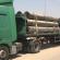 المباشرة بنقل عدد من أنابيب المياه من موقع محطة (ار_زيرو) الى البصرة