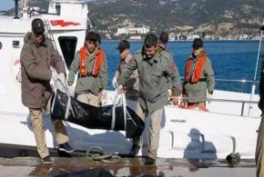 خفر السواحل التركي يعثر على جثث 15 عراقيا غرقوا في بحر إيجة
