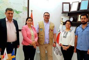 منظمة قنديل السويدية ومشاريع للنهوض بواقع المرأة في العراق وسوريا