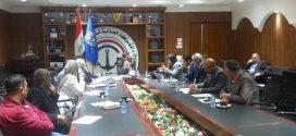 موانئ العراق : تجتمع مع منظمة الأمم المتحدة للتعاون الإنمائي (UNDP)