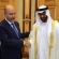 رئيس الجمهورية يعود الى بغداد بعد زيارة للكويت والإمارات