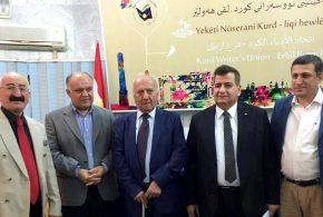 أربيل.. حسين الجاف في ندوة موسعة حول بكر صدقي باشا