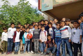 أرجان وعلي .. نموذجان لتعزيز التعايش بين التركمان والنجفيين