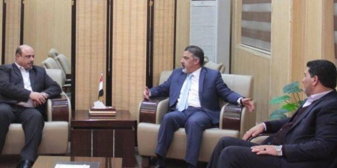 مجلس محافظة البصرة يدعو وزارة العمل إلى إضافة أسماء جديدة لشبكة الرعاية الاجتماعية