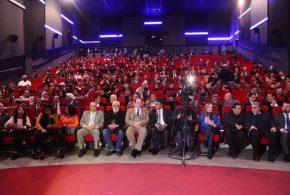 """إختتام الدورة الرابعة للمهرجان الدولي """"السينما ضد الإرهاب"""" في اربيل"""