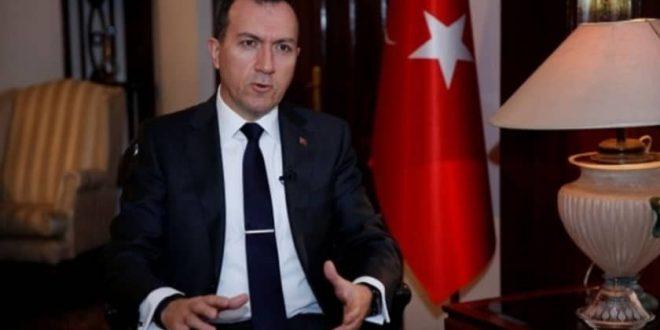 السفير التركي يؤكد ان وجود قوات بلاده في العراق هو لمحاربة الـ بي كي كي