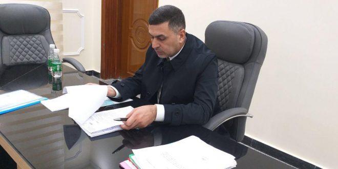 العيداني خاطبنا مجلس الوزراء بخصوص استحصال موافقات رسمية لتخصيص اراضي لبناء مدارس في البصرة