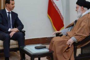 مصدر يكشف عن نتائج زيارة الاسد لطهران.. نقل المحروقات عبر الاراضي العراقية