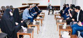 ائتلاف النصر يعقد اجتماعه الدوري برئاسة الدكتور العبادي ويوضح مواقفه وتحركاته بخصوص عدد من القضايا