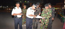 شرطة كربلاء تواصل تنفيذ الخطة الامنية لشهر رمضان