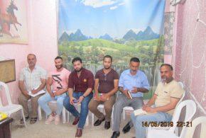 بالتعاون مع مؤسسة الأضواء الإعلامية المستقلة بيت الصحافة في العراق يختتم الدورة الصحفية الـ (119) دورة أحباب الامام علي (ع)