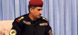 مكافحة الارهاب ينفي نقل قائده الى وزارة الدفاع