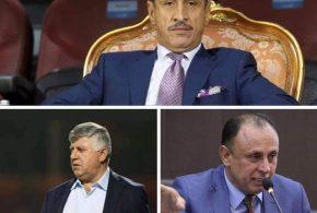 تنحي اتحاد الكرة من العمل وتشكيل هيئة مؤقتة لا دارة شؤون الكرة العراقية