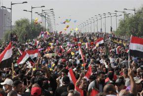 حصيلة جديدة لتظاهرات بغداد